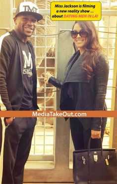 MTO SUPER WORLDWIDE EXCLUSIVE: Floyd Mayweather's EX-FIANCE Has Got Herself a NEW JOB . . . She's A REALITY STAR!!! (Details) - MediaTakeOut.com™ 2014
