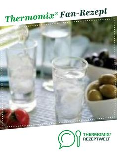Ouzo from A Thermomix ® recipe from the Drinks category www.de, the Thermomix® Community. Alcholic Drinks, Non Alcoholic Drinks, Ouzo Drinks, Easy Whole 30 Recipes, Summer Recipes, Healthy Eating Tips, Healthy Drinks, Whole30 Recipes Lunch, Vegetable Drinks