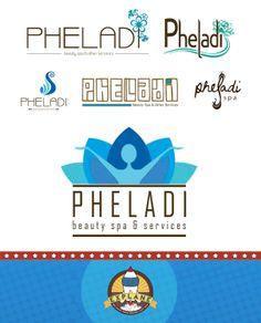 Corporate Identity - Pheladi Beauty Spa - Logo Development www.pheladibeautyspa.co.za