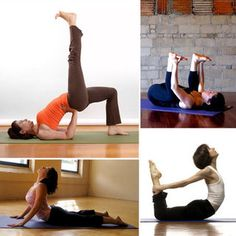 Yoga Poses You Can Do in Bed - for a restful nights sleep and a refreshing wake up