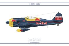 Retro motorsport livery planes by Clavework Graphics