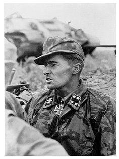 A look at Joachim Peiper, SS Panzer Commander and convicted war criminal. Joachim Peiper, Ww2 Uniforms, German Uniforms, German Soldiers Ww2, German Army, Military Photos, Military History, Germany Ww2, Panzer