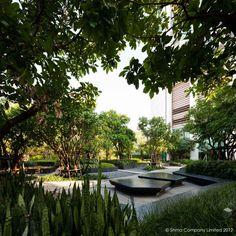 Life@Ladprao Urban Park by Shma Designs in Bangkok, Thailand | DesignRulz