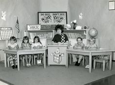 Romper Room.. Remember the Magic Mirror.  I see Kathy and...