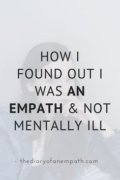 Since opening up over Instagram about my sensitivity to energy and my interest in mystical things, I've been getting a lot of questions asking how I came to know myself as an empath. I'm an advocate for vulnerability in human connection and feel strongly about the role of story telling in normalizing the human experience and creating social change - so I thought I'd get personal and share my story in hopes it might help you better understand your experience, and further how empaths and…