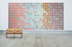 Träullit: sound absorbing wall panels that are also environmentally friendly.