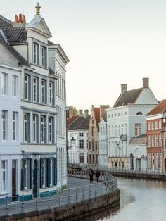 Bruges, #Belgium sounds like a great place to escape to right now. #wanderlust #travel #escape
