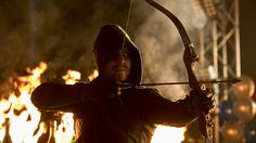 Arrow EP Andrew Kreisberg Talks 2013 Episodes Colton Haynes Arrival Black Canary