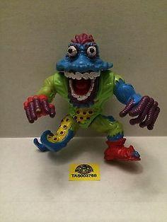 (TAS003768) - Playmates TMNT Teenage Mutant Ninja Turtle Figure - Wiggly Weirdo Tmnt Characters, Ninja Turtle Figures, Teenage Mutant Ninja Turtles, Kid Stuff, Crafts For Kids, Animals, Crafts For Children, Animales, Kids Arts And Crafts