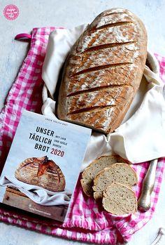 Unser täglich Brot: Kürbis-Speckweckerl - sugar&rose Peasant Bread