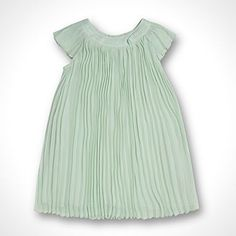 9e9ef30a1 Baby s light green pleated dress - Party - Girls dresses - Kids -. Karlene  Rivers · Sophie · Ted Baker ...