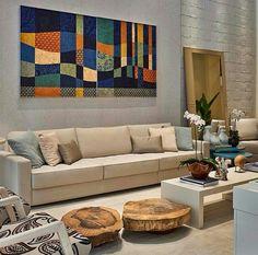 1000 images about decor para sala on pinterest coffee for Sala de estar quadro