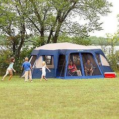 Tents For Sale Big Camping All Season 12 Person Screen Room Family Cabin Travel