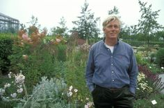 """Oudolf says perennials fall into two categories: structure and filler plants. (The difference between the two is structure plants provide """"clear visual interest until autumn at least"""" and filler plants are """"only used for flower or foliage color, becoming formless or even untidy after mid-summer."""") About 70 percent of a garden should be filled with structure plants; the other 30 percent can be filler. For structure, choose repeat bloomers, long-season perennials, and grasses."""