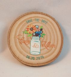 Cute bark save the date Ink Stamps, Name Badges, Save The Date Cards, Wedding Bride, Special Events, Dates, Decorative Plates, Wedding Invitations