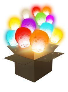 Balloon Multicolores x24 73 euros
