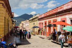 Real de Guadeloupe // San Cristobal de las Casas , Chiapas in Mexico  Verzaubert von San Cristobal de las Casas // Mexiko Reise