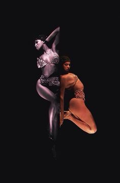 Beyonce - Partition Music Video Collage