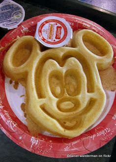 The Wonderful World of Mickey Waffles | the disney food blog