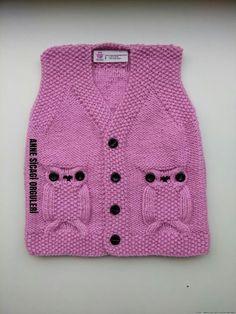 Interesting Designs From Light Bulb-Ad 1 Interestingdesignsfurniture - Diy Crafts Baby Cardigan Knitting Pattern Free, Kids Knitting Patterns, Crochet Baby Cardigan, Baby Pullover, Baby Dress Patterns, Knitted Baby Clothes, Baby Sweaters, Crochet For Kids, Light Bulb