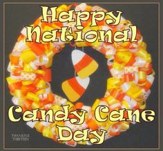 National Candy Cane Day