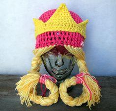 Sleeping+Beauty+Crochet+Beanie+by+DomePeaceCrochet+on+Etsy,+$28.00