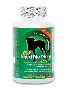 Shed No More for Dogs!