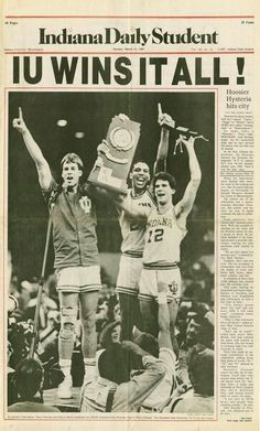 Time for March madness - remember this like it was yesterday! Todd Meier, Dean Garrett and Steve Alford - Indiana Houston Basketball, Indiana Basketball, College Basketball, Basketball Shoes, Steve Alford, Bobby Knight, Indiana Girl, Iu Hoosiers, Sports Advertising
