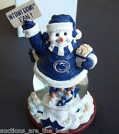 Stadium Snowman The Pennsylvania State University Fourth in a Series Penn State