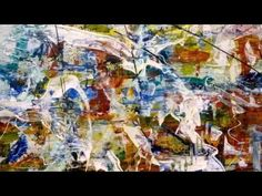 Hanna MacNaughtan ~ Abstracts inspired by reflections on water