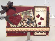 Rock Paper Scissors, Redding, CA: Love is in the Air Card Class 2
