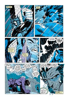 Comic Book Pages, Comic Page, Comic Book Artists, Comic Books, A Comics, Wolverine, X Men, Marvel, Gallery