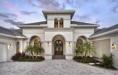 Serrano House Plan | Weber Design Group Architecture & Planning