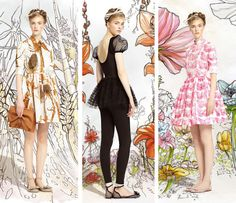spring collection valentino 2014 - Google Search