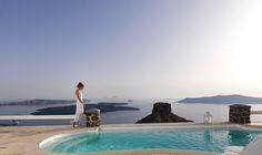 @Tholos Resort Hotel Santorini #destination #greece #santorini