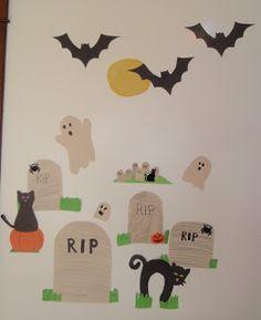 Fun Halloween Crafts for PreSchoolers