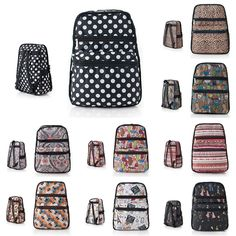 Women's Ladies Backpack Fashion Designed Patterns Book Bag School Bag Rucksack -US $17.00