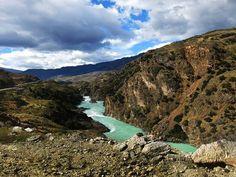 Río Baker. Aysén.