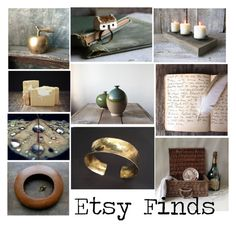 """""""Etsy Finds"""" by heartsabustin ❤ liked on Polyvore featuring interior, interiors, interior design, home, home decor and interior decorating"""