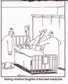 Fred McMurray General Discussion - Jul 25, 2013 #Cartoon  a brief burst of humor in your weekly medical world.