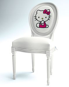 Silla Hello Kitty - Chair Hello Kitty