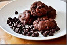 Salted Double Fudge Cookies - Tried and tested (Phenomenal)