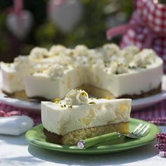 Apfel-Frischkäse-Torte