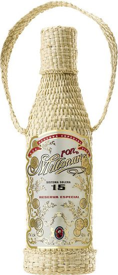 Millonario Sistema Solera 15 Reserva Especial - very sweet and a bit thin compared to similar rums like Atlantico Private Cask. Really nice anyway. 7/10 points.
