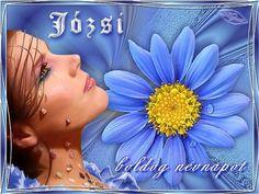 József napra képeslap