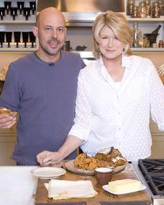 Carrot Bread - Martha Stewart Recipes. Video too!