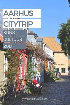 Stedentrip Aarhus: kunst, cultuur en regenbogen in de Europese Hoofdstad van Cultuur 2017