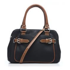 M Handbags is giving away the Gail Mini-Satchel in Black + a 6 piece Essentials Box. Black Purses, Unique Fashion, Shoulder Strap, Satchel, Take That, Handbags, My Style, Mini, Size Clothing