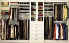 Definitely need this kind of storage space but with more room for shoes!