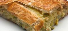 Δες εδώ μια ωραία συνταγή για ΠΡΑΣΟΠΙΤΑ ΜΕ ΧΩΡΙΑΤΙΚΟ ΦΥΛΛΟ, ΚΡΕΜΑ ΓΑΛΑΚΤΟΣ ΚΑΙ ΚΟΤΟΠΟΥΛΟ ΤΗΣ ΑΡΓΥΡΩΣ, μόνο από τη Nostimada.gr